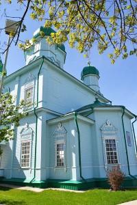 Храм во имя Архангела Михаила, село Красные Ключи